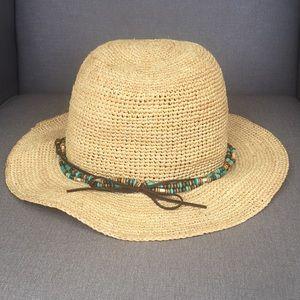fc2000a82f4 Kooringal Accessories - Kooringal Fedora Bora Bora Fedora Straw Sun Hat
